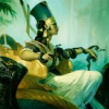 【アモンケット】-1/-1カウンターを置くと接死蛇を生む2マナ人間!呪文バウンスとキャスト制限を持つ余波!