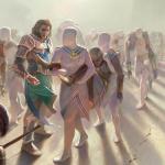 公式ストーリー更新!バントゥ神の試練へと挑むギデオン!「Magic Story:鉄面皮」