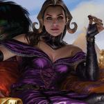 公式ストーリー更新!アモンケットで進めるリリアナの目的!「Magic Story:下僕」